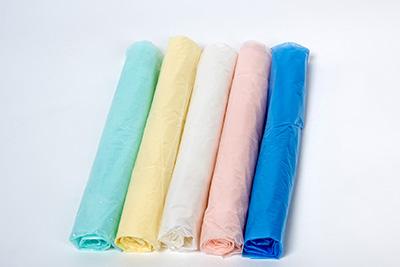 Farbvarianten der Wäschebeutel